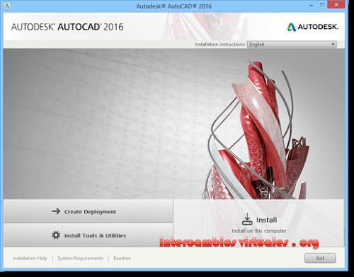 autocad 2016 crack app x-force